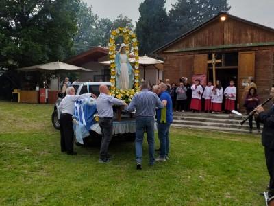 L'inizio dei festeggiamenti in onore della madonna del rosario a Santa Cornelia - IMG-20190526-WA0001_2714bc837687b6f5e38ac8088311f172