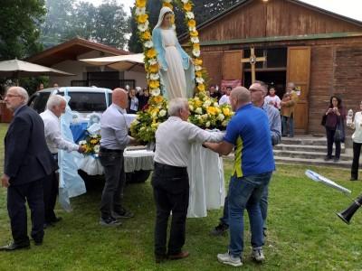 L'inizio dei festeggiamenti in onore della madonna del rosario a Santa Cornelia - IMG-20190526-WA0003_42e4d88a8558e30c793c9429c6e5ae66