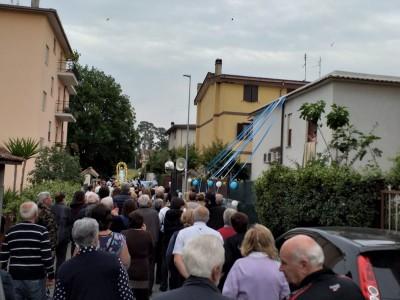 L'inizio dei festeggiamenti in onore della madonna del rosario a Santa Cornelia - IMG-20190526-WA0013_a01cd1a48cec7d16ad783bd0b01792f7