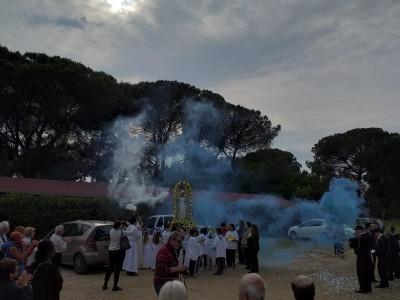 L'inizio dei festeggiamenti in onore della madonna del rosario a Santa Cornelia - IMG-20190526-WA0017_738e27e2b4e7e68b08c5a0a3000f430b