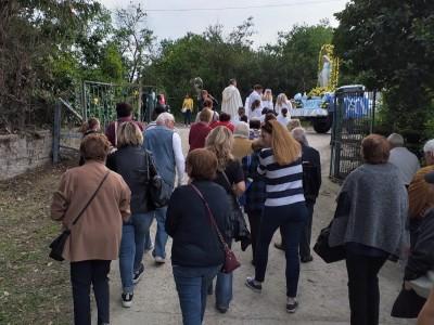 L'inizio dei festeggiamenti in onore della madonna del rosario a Santa Cornelia - IMG-20190526-WA0019_1445d82ea95a11cc4112b3bb6175feee
