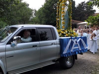L'inizio dei festeggiamenti in onore della madonna del rosario a Santa Cornelia - IMG-20190526-WA0020_157e22e666fab298ea238bf5dc03f6d9