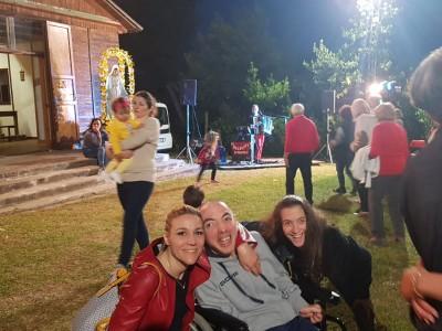L'inizio dei festeggiamenti in onore della madonna del rosario a Santa Cornelia - IMG-20190526-WA0036_3ee575824072ceac75c1f9a56b9b47dc