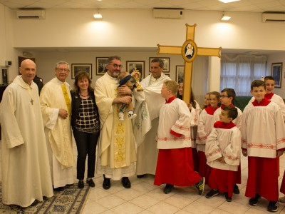 180° anniversario della canonizzazione di Sant'Alfonso Maria de' Liguori - IMG_7605_b8e76aeeec4f9d3856f91c03394f8986